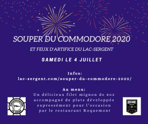 Souper Commodore 2020